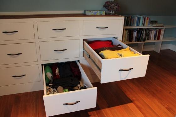 Ben's amazing dresser drawers!